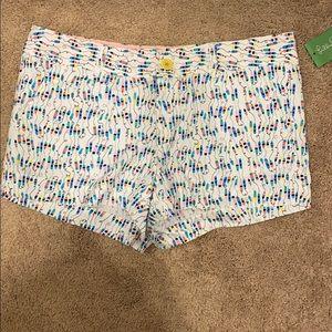 Bouy shorts.